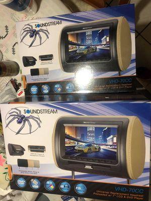 Headrest monitors for Sale in Goodyear, AZ