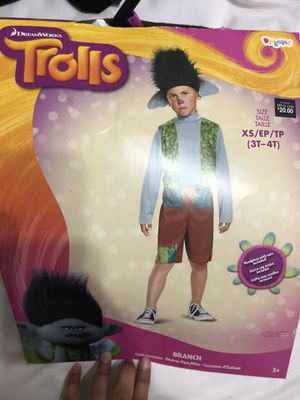 Branch trolls costume for Sale in Orlando, FL