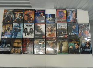 Action DVDs Lot About Two Dozen for Sale in Miami, FL