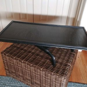 360 Degree Rotating Black TV (or whatever) swivel Riser/ Stand for Sale in West Linn, OR