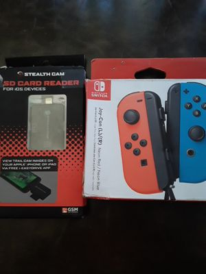 Nintendo switch joy con controllers for Sale in San Jose, CA