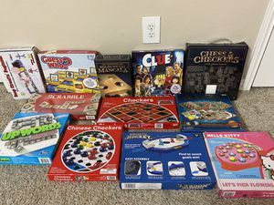 Board games for Sale in Plano, TX