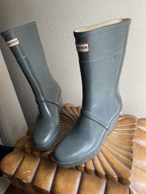 Hunter rain boots for Sale in Houston, TX