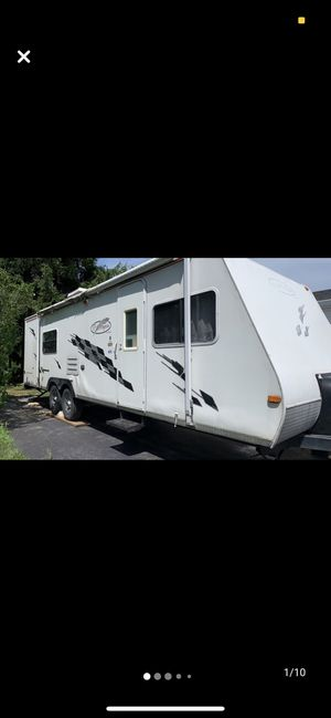 Rv/camper toy hauler for Sale in Third Lake, IL
