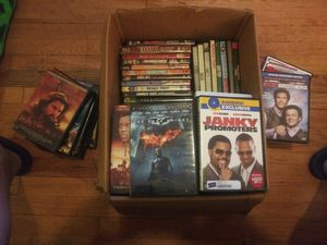 DVD Lot with Sony Portable Dvd Player for Sale in Chicago, IL