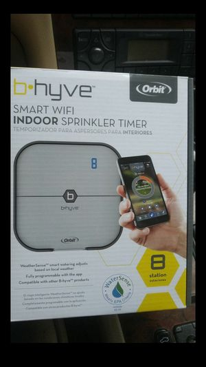 Smart phone sprinkler for Sale in Bloomington, CA