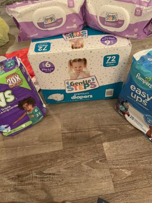Diapers bundle for Sale in Jacksonville, FL