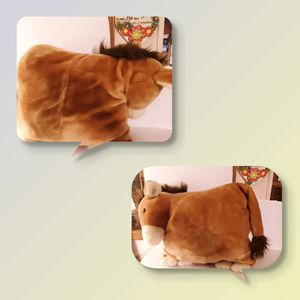 Large Horse Pillow for Sale in Rustburg, VA