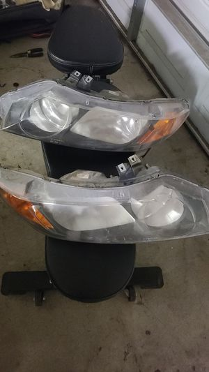 2007 civic sedan headlights for Sale in Tempe, AZ