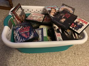 Movies DVD's games for Sale in Summersville, WV