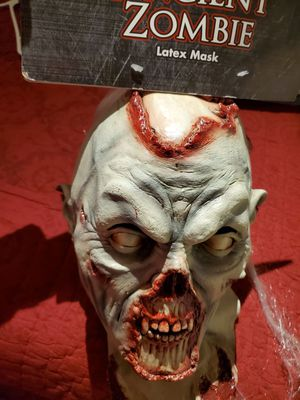 Zombie mask ..No holds for Sale in Phoenix, AZ