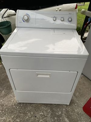 Whirlpool Dryer for Sale in Rocky Mount, NC