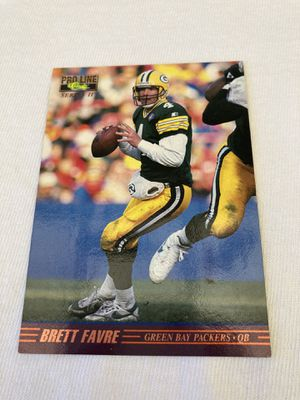 Brett Favre • QB for Sale in Pasco, WA