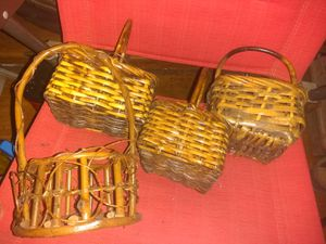 Wicker Baskets for Sale in US