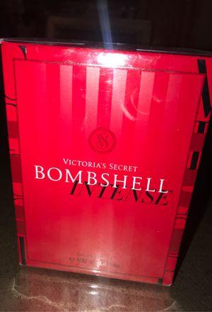 Victoria's secret bombshell intense perfume for Sale in Riverside, CA