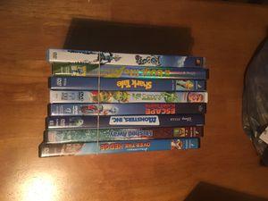 Kids DVD Movies - lot of 8 for Sale in Stewartstown, PA