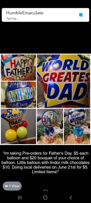 Father Day Balloons for Sale in French Camp, CA