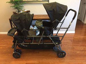 Joovy Big Caboose Triple Stroller for Sale in Fort Dodge, IA