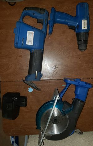 Skill saw, saw saw, and drill for Sale in Portland, OR