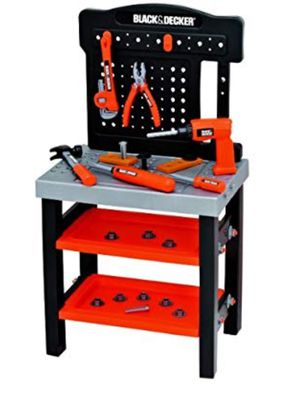 2 different Black and decker kids tool workshop for Sale in Fort Worth, TX