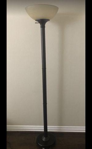 Bronze Metal Floor Lamp for Sale in Richmond, TX