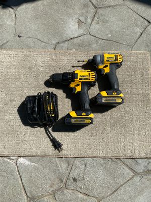 Dewalt drill set for Sale in Richmond, CA