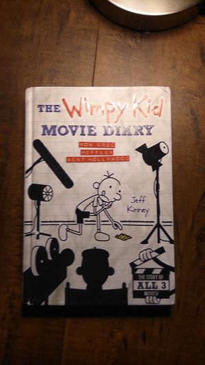 Wimpy Kid Movie Diary for Sale in Long Beach, CA