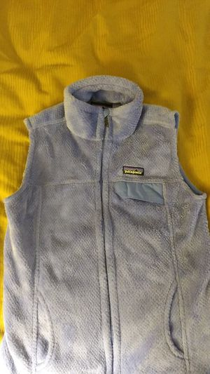 Patagonia purple fleece vest for Sale in Memphis, TN