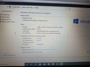Laptop for Sale in Vista, CA