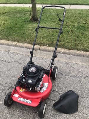 Snapper Mower(6 speed self Propelled) for Sale in New Lenox, IL