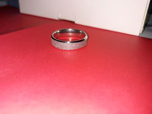 TODAY SPECIAL! 925 Silver Wedding Ring, Size 10. for Sale in Dallas, TX