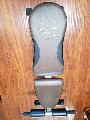 Cap Weight Bench for Sale in Santa Ana, CA