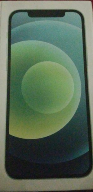 Apple iphone 12 Green (128GB) for Sale in Fontana, CA