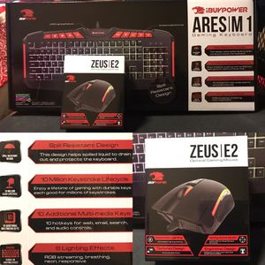 Brand New Gaming Keyboard RGB for Sale in Modesto, CA