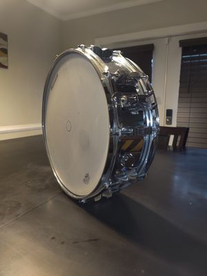 Ludwig Steel Snare Drum!!!(Great For A Student) for Sale in Charlotte, NC