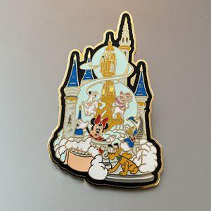 "Disney Pin #9188 - ""WDW Snow Globe Parade"" (Cinderella's Castle) for Sale in Elburn, IL"