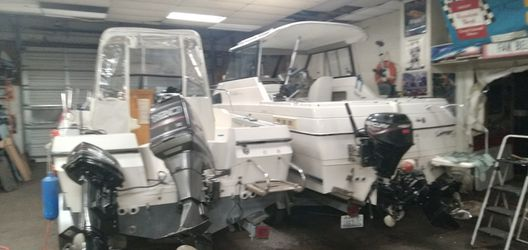 120 hp Force Outboard Engines_ for Sale in Bremerton,  WA