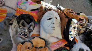 Halloween face masks for Sale in Chula Vista, CA