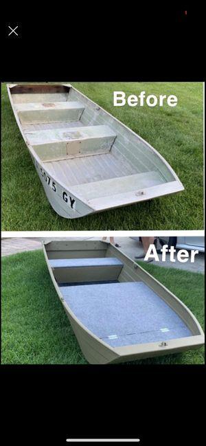 Jon Boat Fabrication for Sale in Sewell, NJ