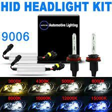 Hid conversion lights kit luces- led headlight bulbs kit - nisaan altima titan 2 chevy Silverado Malibu ford mustang f150 scion frs for Sale in Phoenix,  AZ