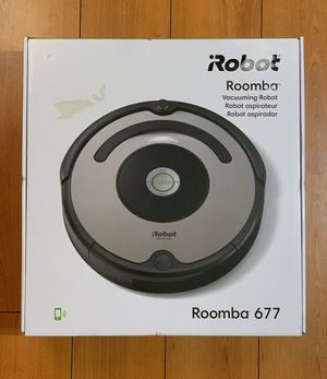 iRobot Roomba 677 Wi-Fi Connected Robot Vacuum for Sale in Garden Grove, CA