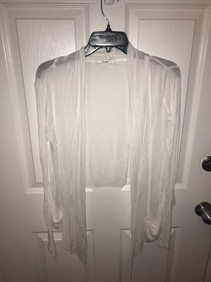 White Cardigan for Sale in Tampa, FL