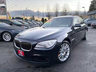 2012 BMW 7 Series for Sale in Everett,  WA