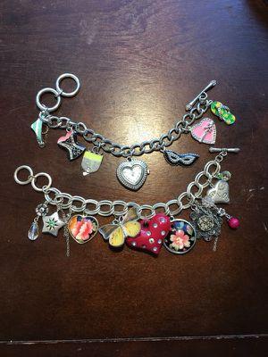 2 Whimsical Charm Bracelets for Sale in Arlington, VA