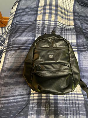 Leather Adidas backpack for Sale in Brandon, MS