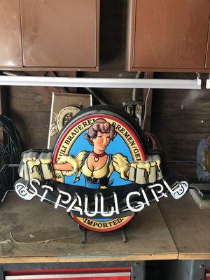 Beer sign! for Sale in San Bernardino, CA
