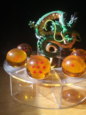 "Dragon Ball Shenron Statue (around 6""heighth 6"" circumference) for Sale in NO FORT MYERS, FL"