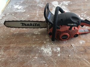 Makita chainsaw for Sale in San Diego, CA