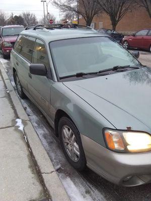 Subaru outback wagon 04 for Sale in Chicago, IL