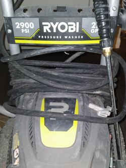 Brand New Ryobi Pressure Washer.. for Sale in Las Vegas,  NV